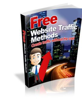 Free Web Traffic Methods