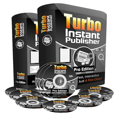 Turbo Instant Publisher Pro