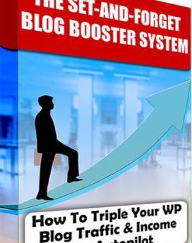Blog Booster System
