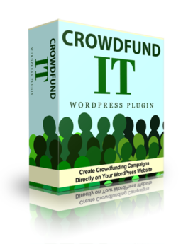 Crowdfund It WP Plugin