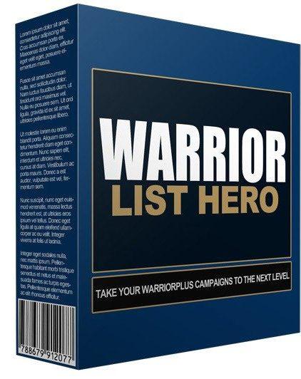 WarriorListHero