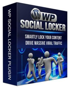 WP Social Locker Plugin