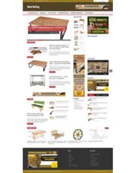 Wood Working Niche Blog