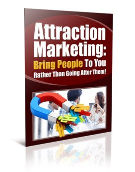 Attraction Marketing - PLR