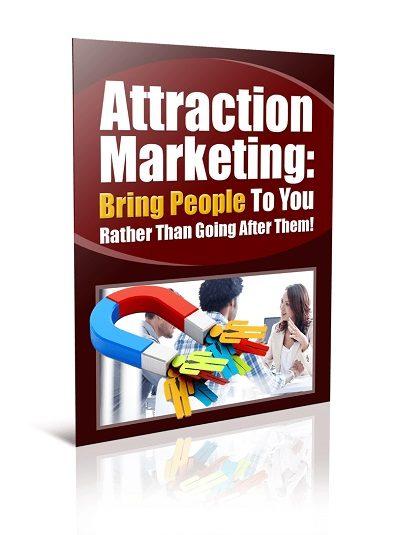 Attraction Marketing - PLR