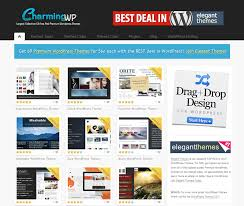Premium Wallpaper Wordpress Theme V4