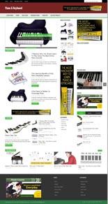 Piano and Keyboard Niche Blog