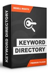 Keyword Directory WP Plugin
