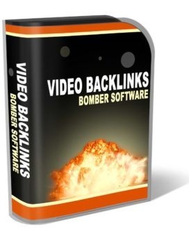 Video Backlinks Bomber