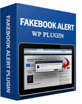 Fakebook Alert WP Plugin