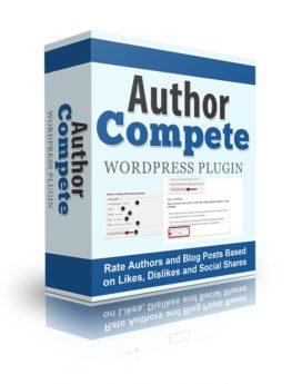 Author Compete WP Plugin