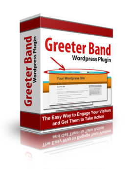 Greeter Band WP Plugin