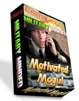 Military Minded Motivated Mogul
