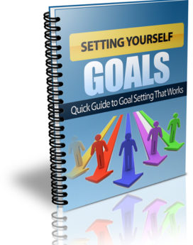 Setting Yourself Goals - PLR