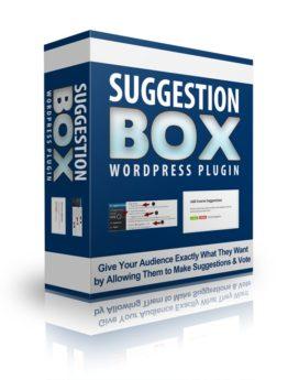 Suggestion Box WP Plugin
