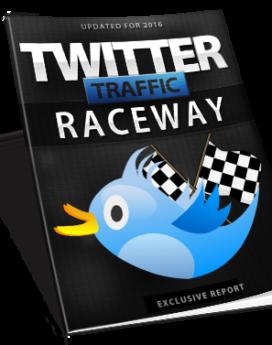 Twitter Traffic Raceway