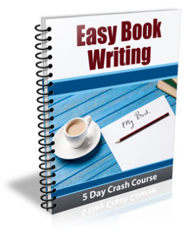 Easy Book Writing PLR Newsletter
