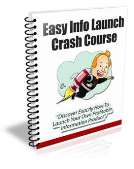 easy info launch crash course