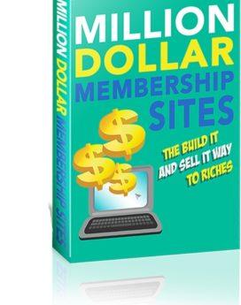 million dollar membership site
