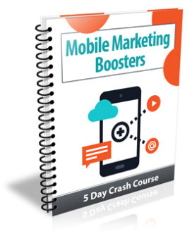 mobile marketing boosters plr