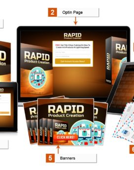 Rapid Product Creation - PLR