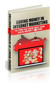 saving money in internet marke