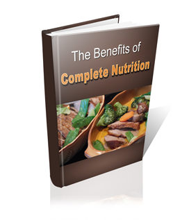 the benefits of complete nutri