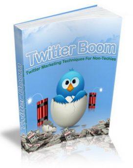 Twitter Boom - MRR