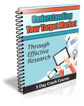 Understanding Your Target Market PLR Newsletter