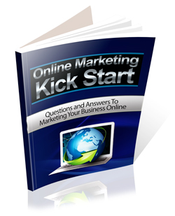 Online Marketing Kick Start - PLR