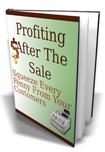 Profiting After The Sale