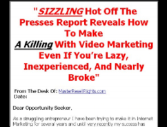 Video Marketing Cash Lovers