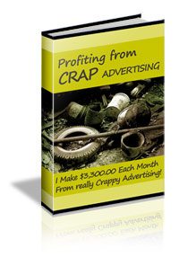 Crap Advertising Methods
