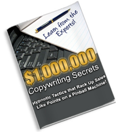 One Million Dollar Copywriting Secrets - PLR
