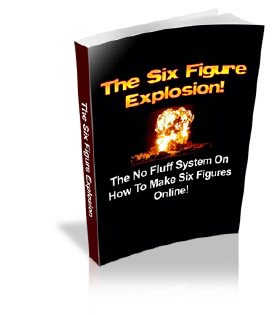 The Six Figure Explosion