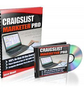 Craiglist Marketer Pro