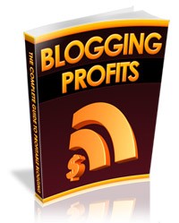 Blogging Profits - PLR