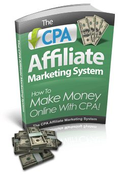 cpa affiliate marketing system