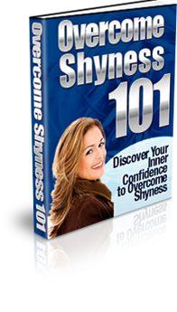 overcome shyness 101 - plr