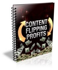 content flipping profits - plr