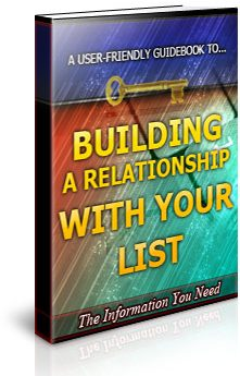 building a relationship with y