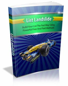 list landslide